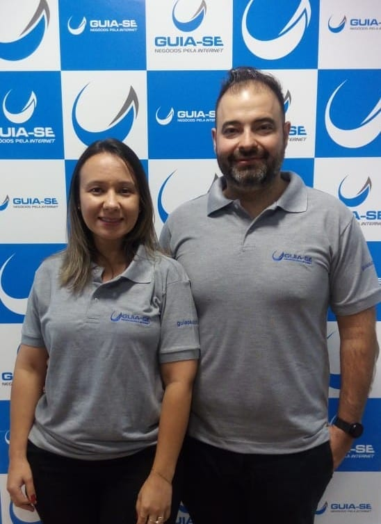 Raquel Araujo e Ronaldo Almeida